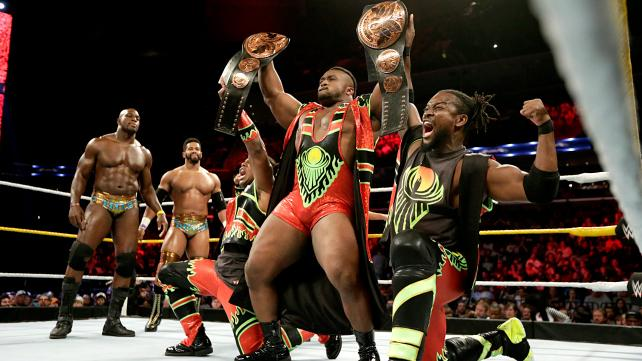 New Day WWE 2015