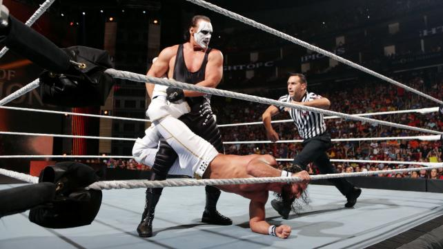Sting WWE NOC
