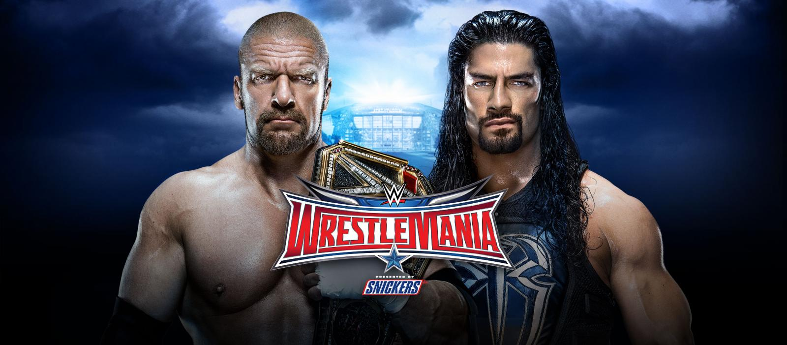 Booking The Finish: Triple H (c) vs. Roman Reigns at ...