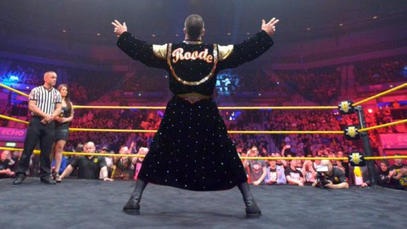 Bobby Roode WWE two