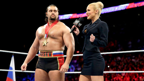 rusev and lana two