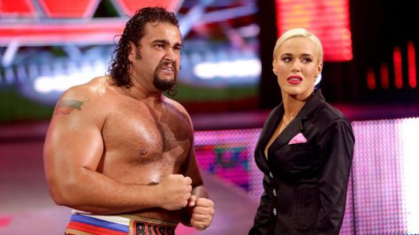 rusev wwe two