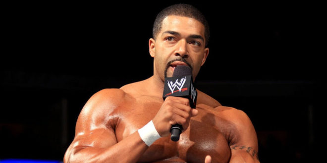 David Otunga Raw Debut Delayed Due to Action Movie Role ...