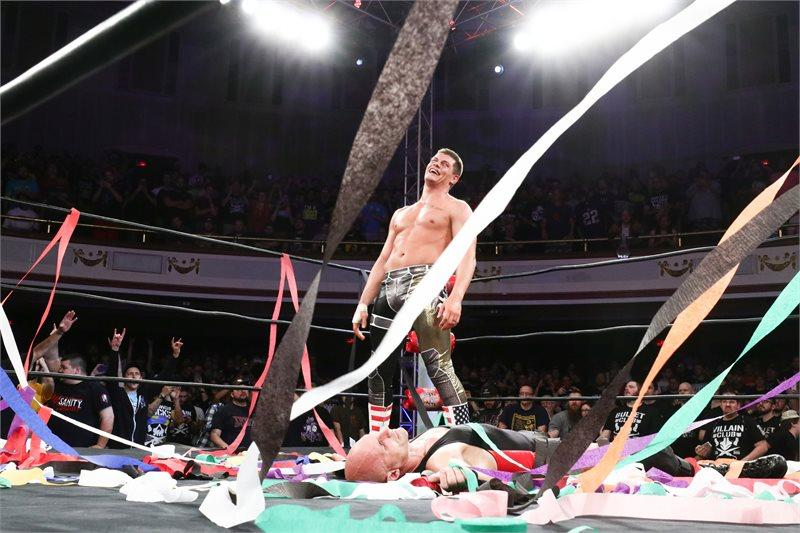 the entertainment phenomenon of professional wrestling and its appeal