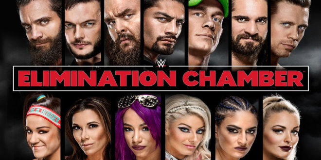 Wwe Survivor Series 2019 >> WWE Elimination Chamber 2018 Betting Odds - PWP Nation
