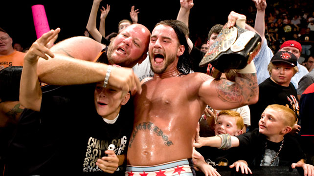 5 Dream matches for CM Punk in 2020 - PWP Nation