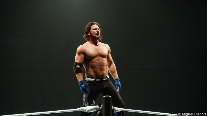 The Importance of Timing: AJ Styles Needs to Win at WWE Backlash - PWP Nation